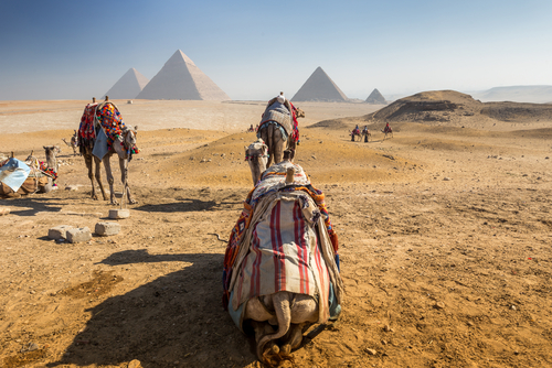 Cairo And Egypt Travel From Israel