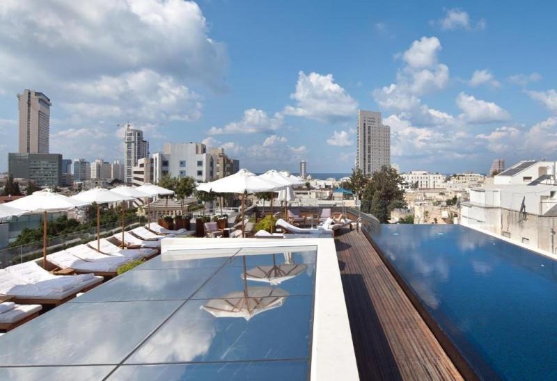 Hotels In Tel Aviv
