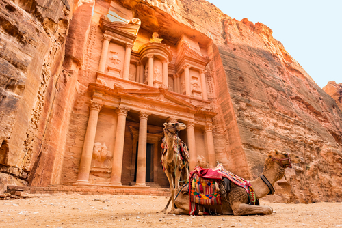 Petra And Jordan Travel From Israel