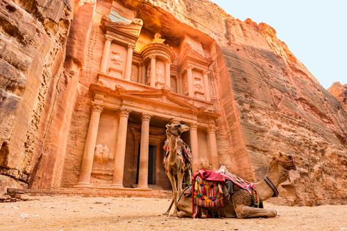 Petra And Jordan Travel From Israel